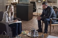 Vinessa Shaw Talks Ray Donovan, Crafting Her Character, and More ...