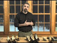 Understanding Handplanes - A professional strip-down and useage guide, to a range of common handplanes.