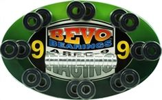 The Bevo Abec 9 come in Super Sonic speed bearings, designed to outperform lesser rated bearings. Skate Bearings, Skate Store, Inline Skating, Roller Skating, Skates, Image Link, Clouds, Note, Tools