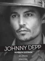 Johnny Depp - Biografia Ilustrada