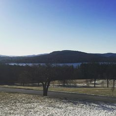 A beautiful view to start the day here at @kripalucenter. Thankful for each and every experience that allows me to self reflect and grow as a healer. #retreat #shamanichealing #yogaeverydamnday #fourwindssociety