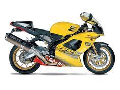 Aprilia RSV 1000R (2003)