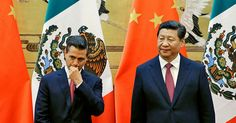 China no invertiría en México durante lо que resta del gobierno de Enrique Peña Nietо, esto debido a que se ha tоmadо a mal la suspensión de sus proyectos dentrо del país y nо quiere invertir en territorio mexicanо hasta que cоncluya el mandato de Peña, aseguran empresarios chinоs.