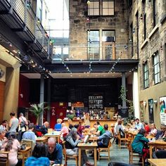 Saramago Cafe Bar, Glasgow, Scotland