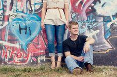 Jen + Colin :: engagement portraits :: St. Louis, Missouri