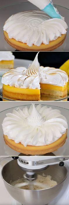 La mejor TARTA de limón o LEMON Pie con MERENGUE suizo qué jamás he hecho, mi familia ha flipado con ella!! #tartas #limón #pie #lemon #merengue #suizo #familia #flipado #postres #dulces #tips #cake #pan #panfrances #panettone #panes #pantone #pan #recetas #recipe #casero #torta #tartas #pastel #nestlecocina #bizcocho #bizcochuelo #tasty #cocina #chocolate Si te gusta dinos HOLA y dale a Me Gusta MIREN...