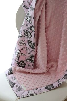 Snuggle Blanket by LukaMish - Sparrow $40