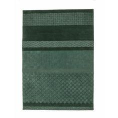 nanimarquina - Jie Teppich 200x300 cm, seladon Seladon T:300 H:2 B:200 Jetzt bestellen unter: http://www.woonio.de/produkt/nanimarquina-jie-teppich-200x300-cm-seladon-seladon-t300-h2-b200/