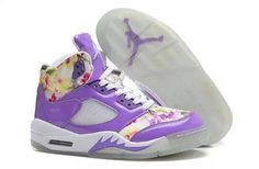 new products ca5c0 d7f6d Find Girls Air Jordan 5 Purple Cherry Blossom For Sale Authentic online or  in Pumarihanna. Shop Top Brands and the latest styles Girls Air Jordan 5  Purple ...