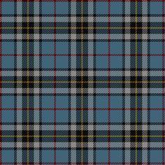 Scottish Clan Tartans, Scottish Clans, Tartan Dress, Tartan Plaid, Trend Fabrics, Textile Patterns, Textiles, Check Fabric, Tartan Pattern
