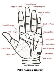 The hand of man palm reading diagram key to palmistry by louis palm reading chart learn palm reading basics and how the palm reading chart is interpreted with this easy to understand palm reading guide which contains m4hsunfo