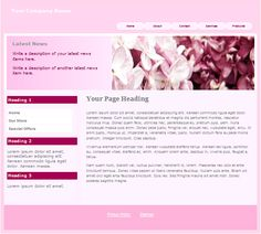 Free Website Templates 210 ~ html website templates Free Html Website Templates, Web Design, Design Ideas, Affiliate Marketing, How To Make Money, Grief, Design Web, Website Designs, Site Design