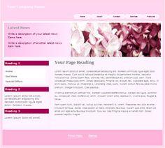 Free Website Templates 210 ~ html website templates Free Html Website Templates, Company Names, Web Design, Design Ideas, Affiliate Marketing, How To Make Money, Business Names, Design Web, Website Designs