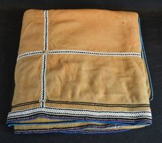 Interiors - Provenance Auction House: A Mfengu Woman's Blanket. Beadwork, Beading, Xhosa Attire, African Textiles, African Art, South Africa, Cape, Highlights, Auction