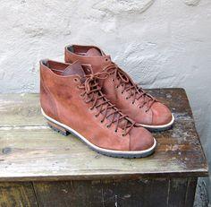 Granny boots.
