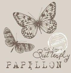 4 x Vintage Table PAPER NAPKINS CRAFT- PAPILLON - FOR DECOUPAGE TEA PARTY ie.picclick.com
