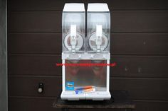 Granitor / Slush - 2 x 11 litrów SPM - panel dotyk