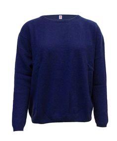 6214-1036 / Colour: Prussian blue / Brand: herzensangelegenheit / Size: 36 / ***100% Cashmere