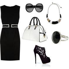 Black & White for Work