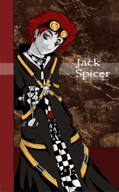 XS: 's Jack Spicer by WillowWhiskers.deviantart.com on @deviantART