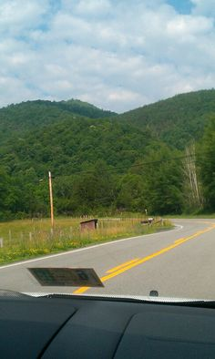 West Virginia mountains>  First camping trip outside of Ilinois with me Wayne Paul and Norene. We were gone 3 weeks and just loved it here. Beautiful