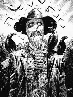 Scarecrow -Batman