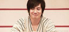 littlestrogue: For neeeesa . Isn't he adorable? ^_~
