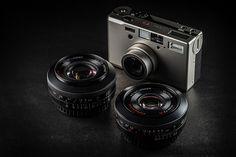 Contax T3 Retro Camera, Binoculars