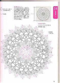 Crochet Lace Japan - cissy-(2) - Picasa Web Albümleri