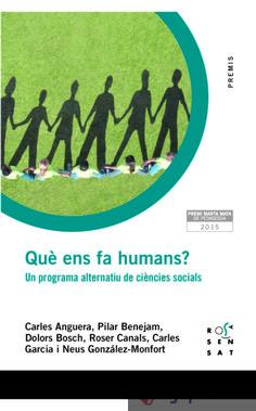 Un programa alternatiu de ciències socials (Premis)