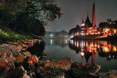 dhanmondi lake dhaka