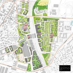 Jolma Architects specializes in innovative urban design. Utilizing the latest in urban research and development we create smart, sustainable cities and neighborhoods that are attractive environments in which to live and work. Masterplan Architecture, Landscape Architecture, Sustainable City, Wooden Buildings, Futuristic City, Circular Economy, Paradigm Shift, Design Research, Smart City