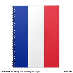 France Flag, Custom Notebooks, Lined Page, White Shop, Business Supplies, Christmas Card Holders, Hand Sanitizer, Gifts For Dad, Pink And Green