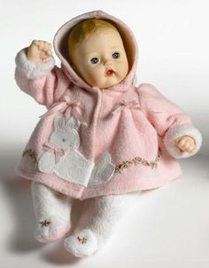 Madame Alexander Dolls - Baby Alexander Collection - Bunny Dreams