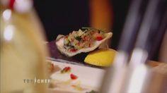 Recette d'huître en escabèche Top Chef
