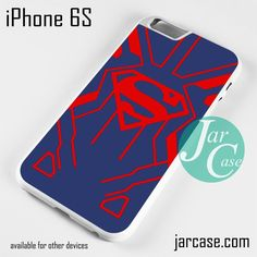 Superboy Blue Suit Phone case for iPhone 6/6S/6 Plus/6S plus