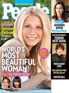 Gwyneth Paltrow is People's Most Beautiful Woman