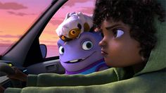 Watch: Jim Parsons & Rihanna Voice New Dreamworks Movie
