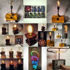 Something we loved from Instagram! 4000 likes in 2015 These 9 photos gained the most likes.  I'd like to thank my followers and wish you guys a happy and creative 2016!  #2016 #thankful #thankyou #diy #electronics #steampunk #edisonlamps #edisonbulb #instahome #instainterior #interior #design #handmade #interiordesign #architecture #decorative #decoration #lightdesign #lampshade #arduino #raspberrypi #raspberrypi2 #3dprinting by creative_electronics Check us out http://bit.ly/1KyLetq