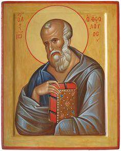 Άγιος Ιωάννης Θεολόγος / Saint John the Theologian