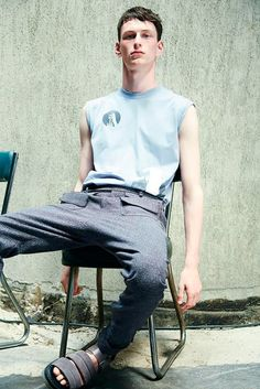 Damir Doma Fall/Winter 2014 Campaign » Fucking Young!