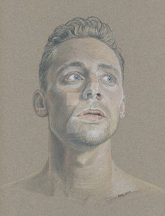 2014 Tom Hiddleston Coriolanus by Splunge4Me2Art.deviantart.com on @DeviantArt #Tom Hiddleston #Drawing #fanart #TomHiddleston