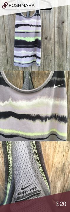 Nike Dri Fit Tie Dye Tank Nike Dri Fit Tie Dye Tank Size: Small  Thank you for looking and please check out the rest of my closet. ❤️ Nike Tops Tank Tops