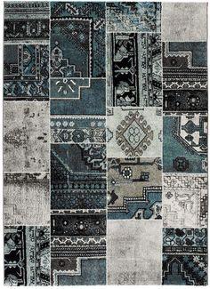 Teppich modernes Design RUG TENERÉ 21826 14 EU10057 Wohndesign
