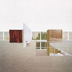 AA School of Architecture 2014 - Diploma 14 - Jack Self, Cenobium: Housing for the Ninety-Nine Percent