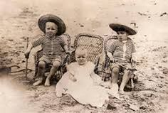 Alfonso, Beatriz, Jaime, 1910 San Sebastian