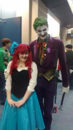 Ariel and the Joker