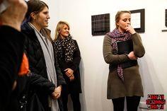 Poesie einer Ausstellung im ausstellungsraum EULENGASSE