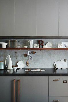 wie ein Kücheregal stilvoll dekorieren: http://www.leuchtend-grau.de/2015/03/Regal-dekorieren-wie-ein-Profi.html
