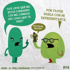 Crom el Troll Diseñador 013